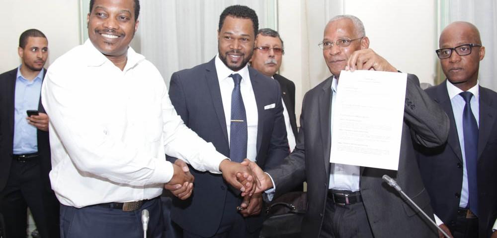 L'UNOM et ses Partenaires lancent le Club EnRéso, Club des Entrepreneurs AfroCréoles