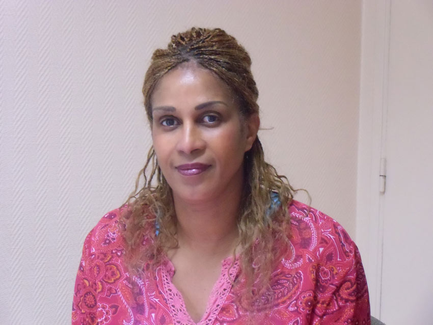 Janine Maurice Belay