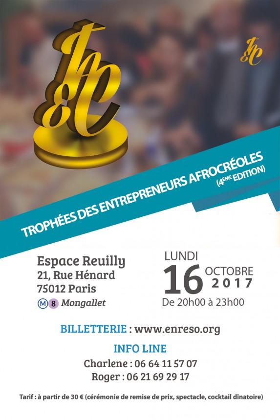 Le programme ETAC 2017