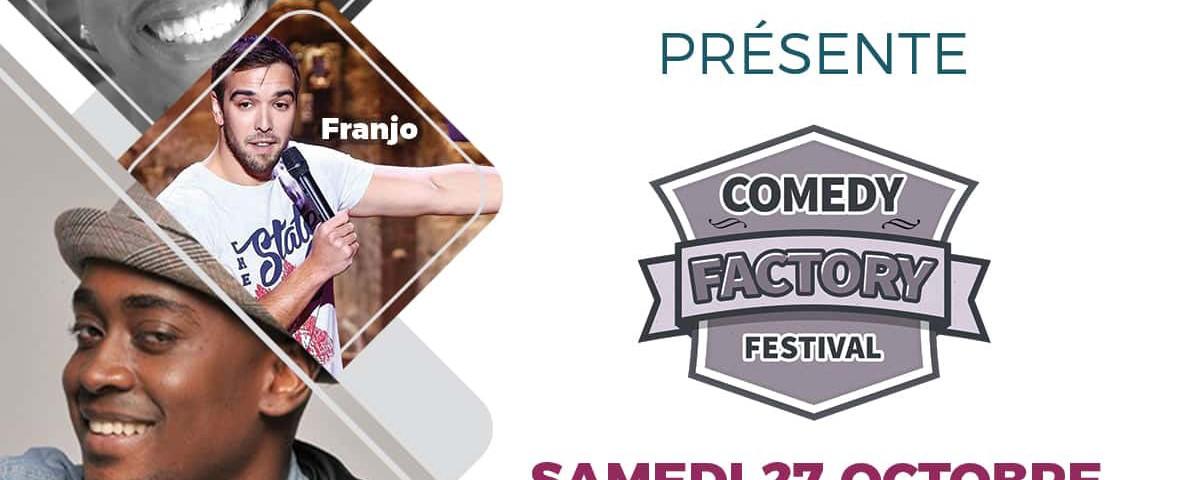 COMEDY FESTIVAL FACTORY 2018