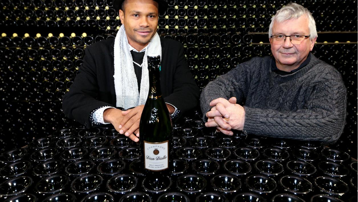 Un champagne au nom africain pour séduire l'Afrique